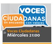 KW Televisión programa Voces Ciudadanas